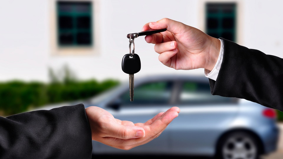 Возврат ключей от авто
